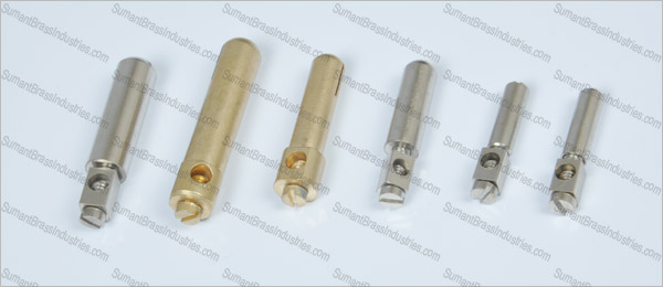 brass electric bulb holder parts